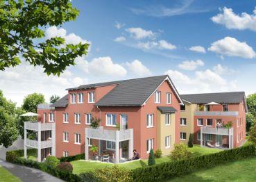 Etagenwohnung in Althengstett  - Althengstett