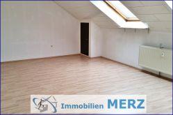 Dachgeschosswohnung in Hirrlingen