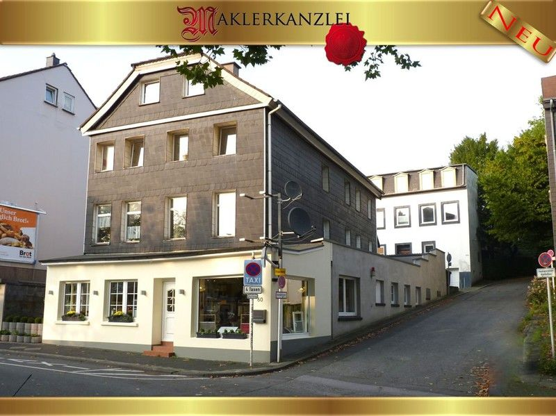 RENDITE voll vermietet 2 H�user 7 Wohnungen Gewerbe moderniesiert - Haus kaufen - Bild 1