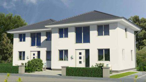 Doppelhaushälfte in Husby