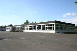 Industriehalle in Warendorf  - Warendorf
