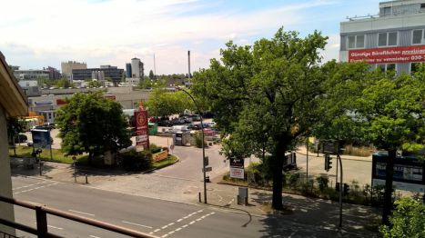 Dachgeschosswohnung in Berlin  - Schöneberg