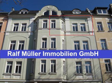 Ein Wohntraum wird wahr: 2-Raum-Wohnung in Gera mit tollem Ausblick!