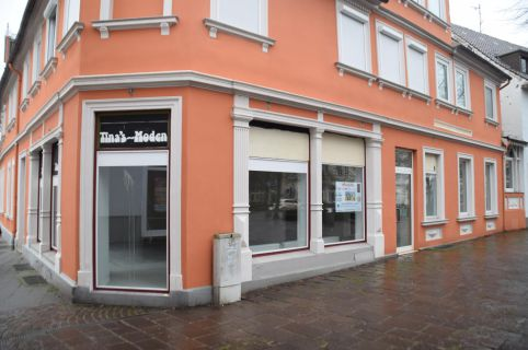 Schöner Eckladen in historischem Ambiente - am beliebten Münsterkirchhof