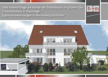 Etagenwohnung in Herrenberg  - Gültstein