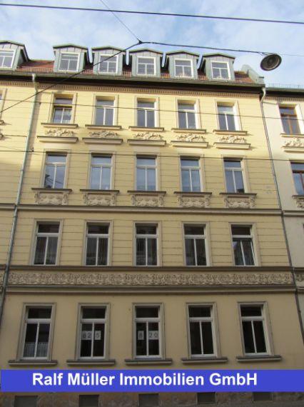 Diese Adresse spricht für sich! +++ 3-Raum-Wohnung in Untermhaus!