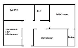 Erdgeschosswohnung in Wittlich  - Wittlich