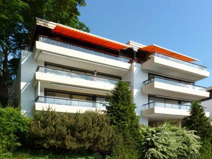 Blankenese - Elbblick - großzügige 116 m² Wohnung - Fahrstuhl - Süd-/Westbalkon...
