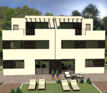 Zweifamilienhaus in Mannheim  - Quadrate