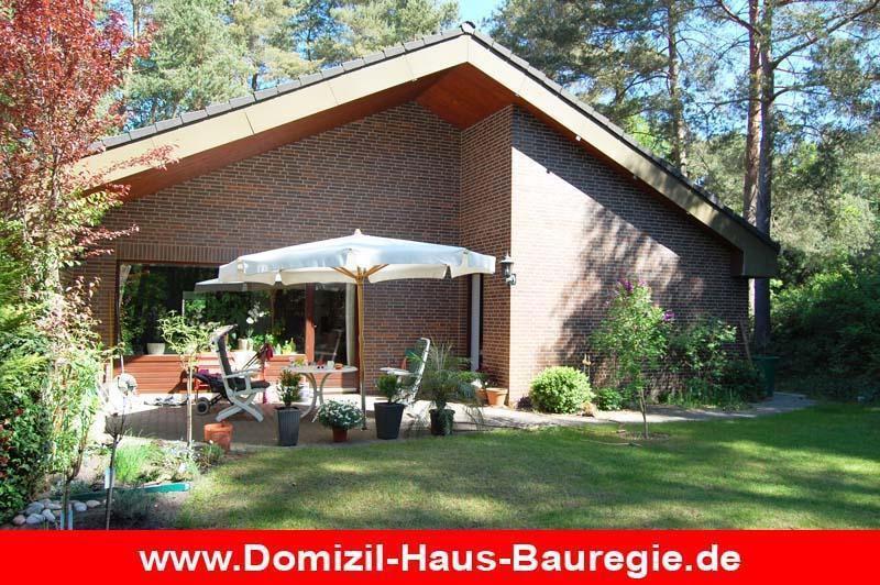 Gepflegter 4 Zi Ketten Bungalow EBK VB Laminat Kamin Keller Garten Maschen - Haus mieten - Bild 1