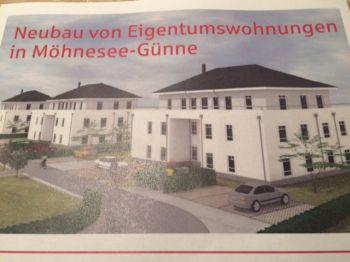 Erdgeschosswohnung in Möhnesee  - Günne