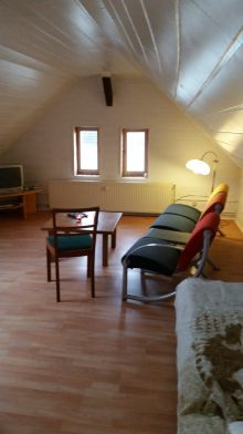 Dachgeschosswohnung in Malchin  - Malchin
