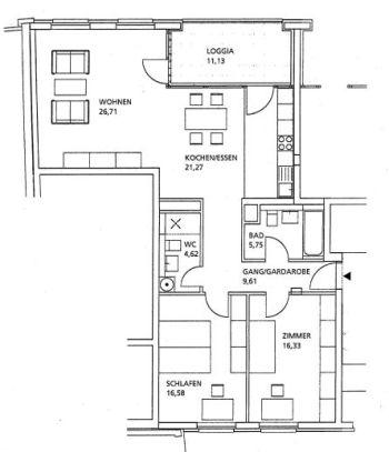 Wohnung in Erding  - Erding