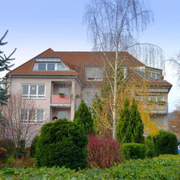 Dachgeschosswohnung in Wachenheim