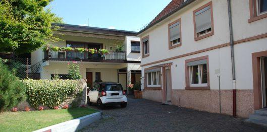 Erdgeschosswohnung in Weinheim  - Hohensachsen