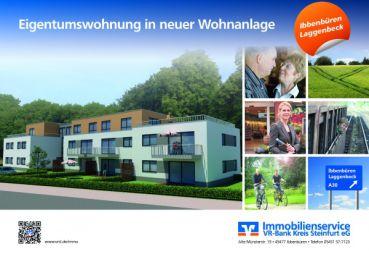 Erdgeschosswohnung in Ibbenbüren  - Laggenbeck
