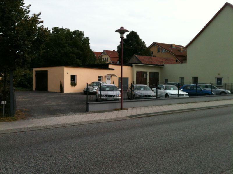 700 m� t�ck Bebauung M�llrose Zentrum Hauptstra�e - Grundst�ck mieten - Bild 1