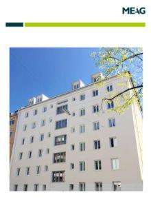 Dachgeschosswohnung in München  - Schwabing-West