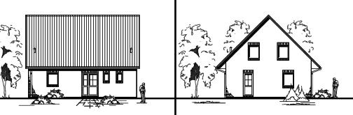 Einfamilienhaus in Ritzerau