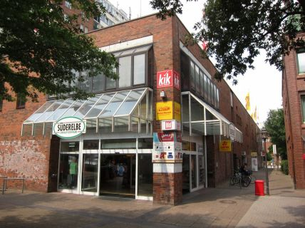 Attraktive Ladenfläche im Süderelbe-Einkaufszentrum