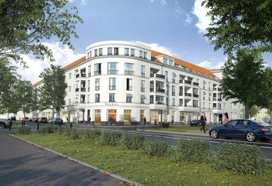Dachgeschosswohnung in Berlin  - Westend