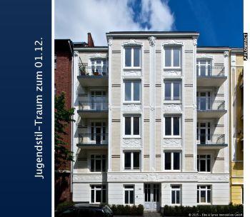 Etagenwohnung in Hamburg  - Eppendorf