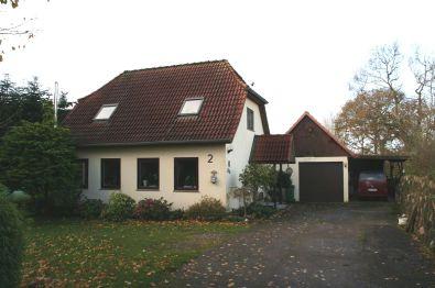 Einfamilienhaus in Klappholz