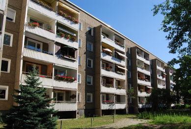 Etagenwohnung in Cottbus  - Sandow