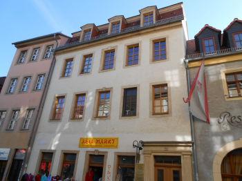 Wohn- und Geschäftshaus in Merseburg  - Merseburg