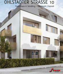 Erdgeschosswohnung in München  - Sendling-Westpark