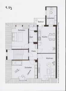 Wohnung in Duisburg  - Alt-Hamborn