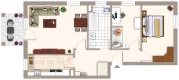 Wohnung in Augustusburg  - Augustusburg
