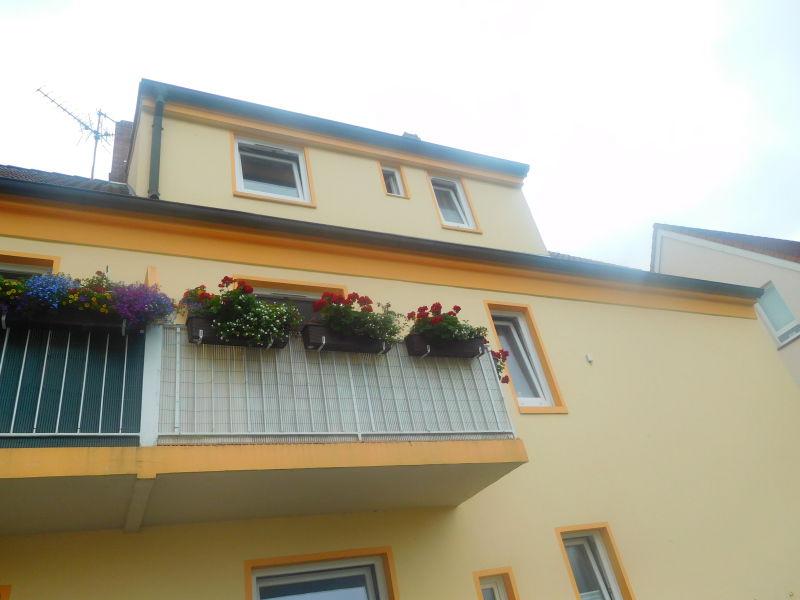 Provisionsfrei Sch�ne Wohnung 47qm 2 che Duschbad Fenster Gemeinschaftsterrasse - Wohnung kaufen - Bild 1