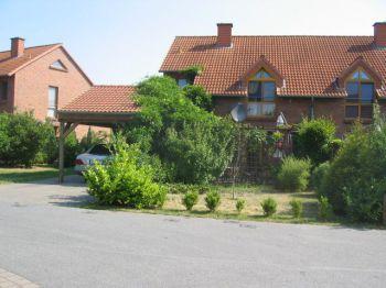 Doppelhaushälfte in Zarrentin