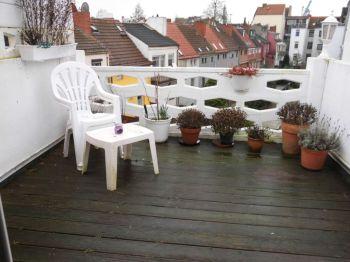 Dachgeschosswohnung in Bremen  - Lindenhof