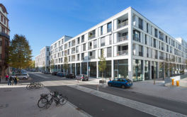Penthouse in Heidelberg  - Weststadt