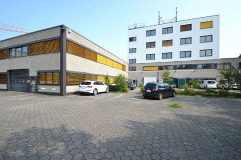 Büroflächen mit Blick über Hummelsbüttel