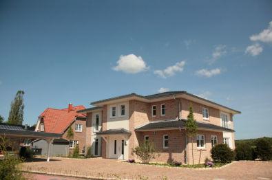 Doppelhaushälfte in Grönwohld