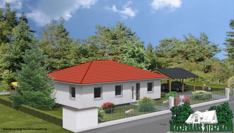 Bungalow in 							Rosenow 							 - Rosenow