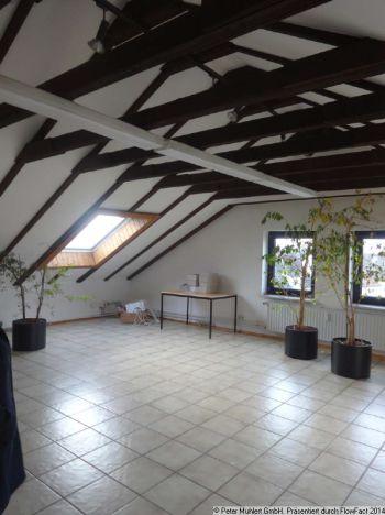Dachgeschosswohnung in Ludwigshafen