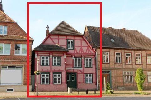 Historisches Altstadthaus im Herzen von Wittenburg!