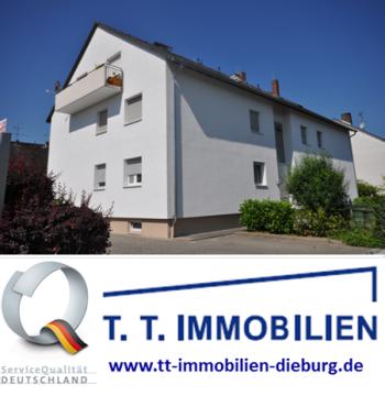 Dachgeschosswohnung in Dieburg