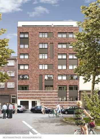 Etagenwohnung in Hamburg  - Hammerbrook