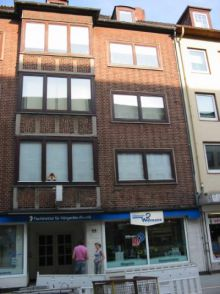 Dachgeschosswohnung in Bremerhaven  - Geestemünde