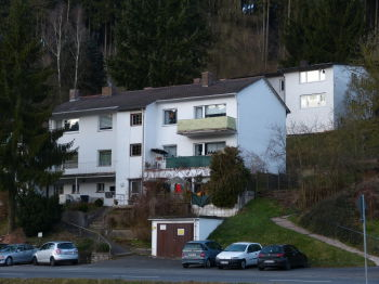 Mehrfamilienhaus in Bad Hersfeld  - Bad Hersfeld