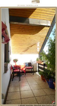 Dachgeschosswohnung in Solingen  - Wald