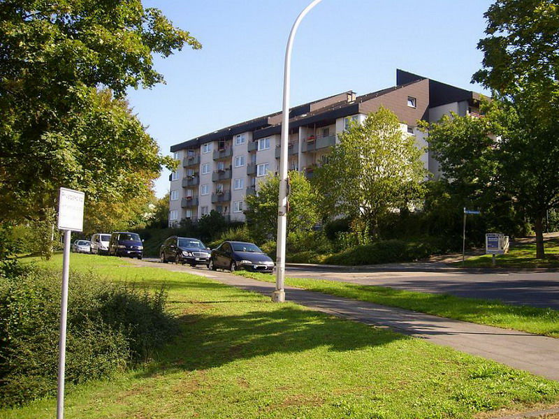 WOHNBAU GMBH2 Zimmer Seniorenwohnung Koblenz Horchheimer H�he - Wohnung mieten - Bild 1