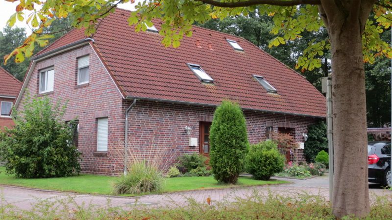 Doppelhaush�lfte Garage - Haus mieten - Bild 1