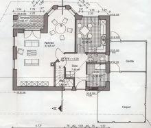 Einfamilienhaus in Dissen  - Aschen