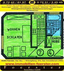 Wohnung in Pforzheim  - Eutingen